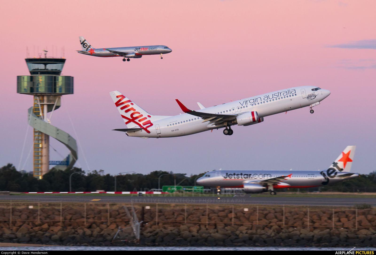 Virgin Australia Boeing 737 800 Photo By Dave Henderson Boeing Boeing 737 Aviation