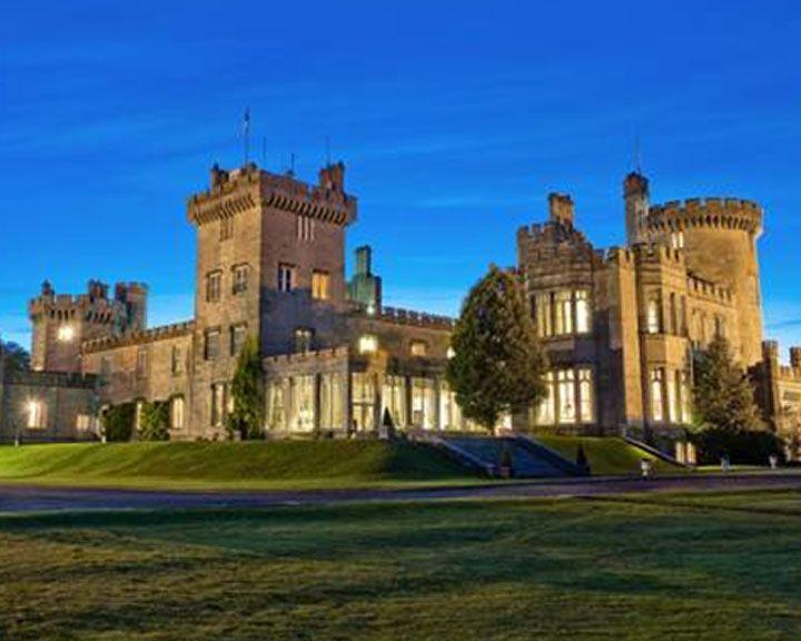 Fitzpatrick Castle Hotel Dublin Ireland The Fitzpatrick
