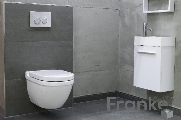 topcollection beton hier die 80x80cm auf dem boden und die 40x80 cm an der wand kombiniert mit. Black Bedroom Furniture Sets. Home Design Ideas