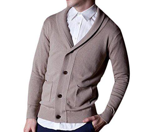 Sweaters - Cardigans Shop  Men Cardigan  Mens Basic Slim Stylish ... 8da644511