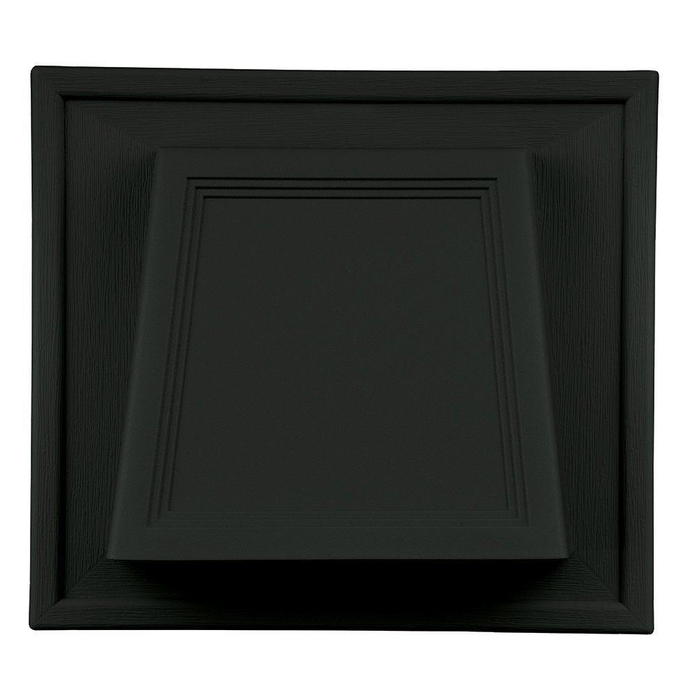 Ventilation Maximum Black 3 1 4 X 10 Galvanized Steel Roof Exhaust Trap Ct 10 N Rona Galvanized Steel Washroom Fan Mesh Screen