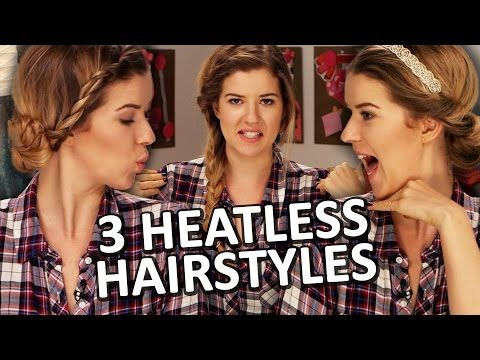 10 No Heat Hairstyles with Full Tutorials | Mom Fabulous