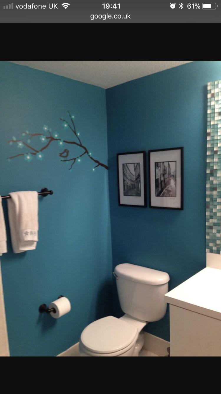 Bathroom Paint Color Bathroom Wall Colors Teal Bathroom Bathroom Wall Decor