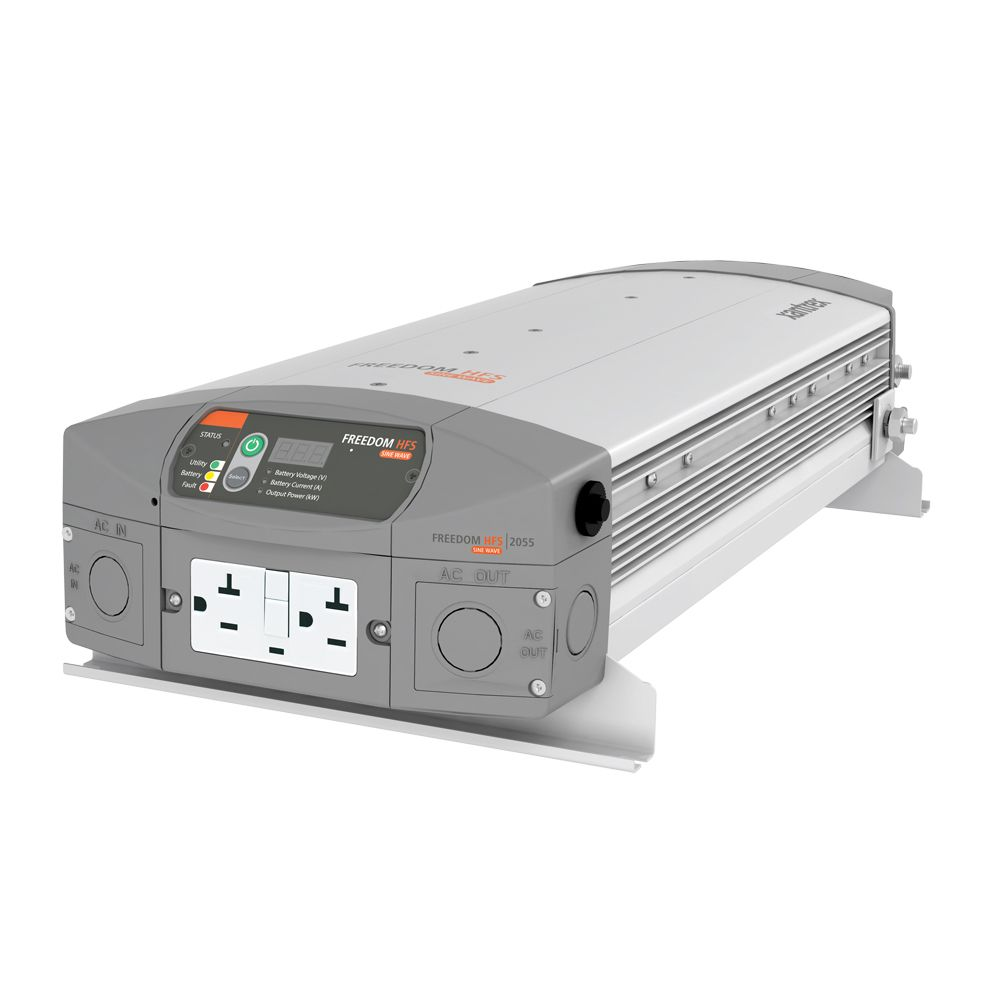 Freedom Hfs 2000 Inverter Charger Pure Sine Wave 2000w 55 Amp 12v Waterproof Battery Charging Circuit Board For Power