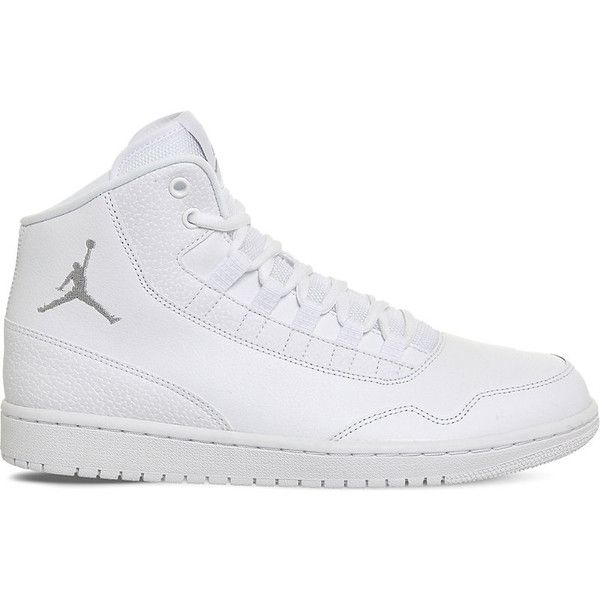 the best attitude 24d9a 3a12b Nike Jordan Executive high-top trainers ( 95) ❤ liked on Polyvore featuring  men s