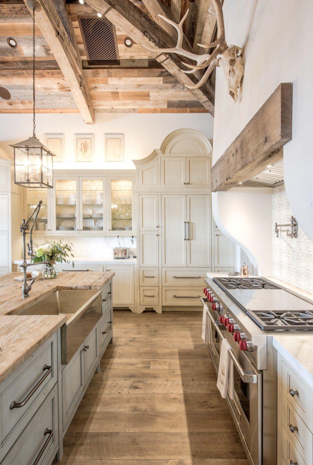 Best European Farmhouse – Jettset Farmhouse Kitchen Design 400 x 300