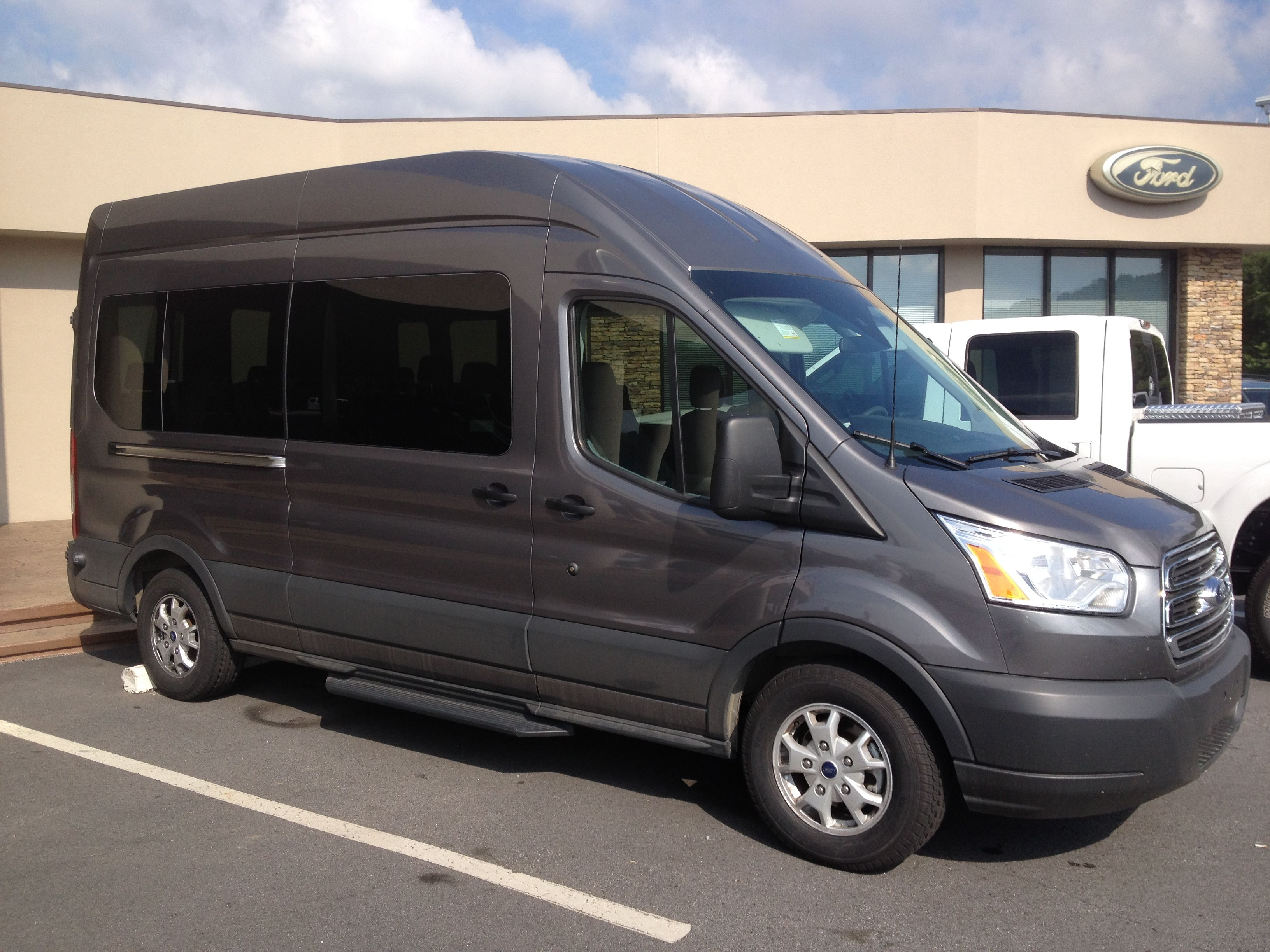 2015 Ford Transit 350 Wagon 15 Passenger This One Is Equipped