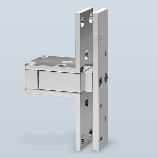 Harmon Hinge Allows Doors To Swing Clear Of Openings And Recess Into Pockets Perpendicular To The Closed Position Of Hardware Organizer Hinges Modern Hardware