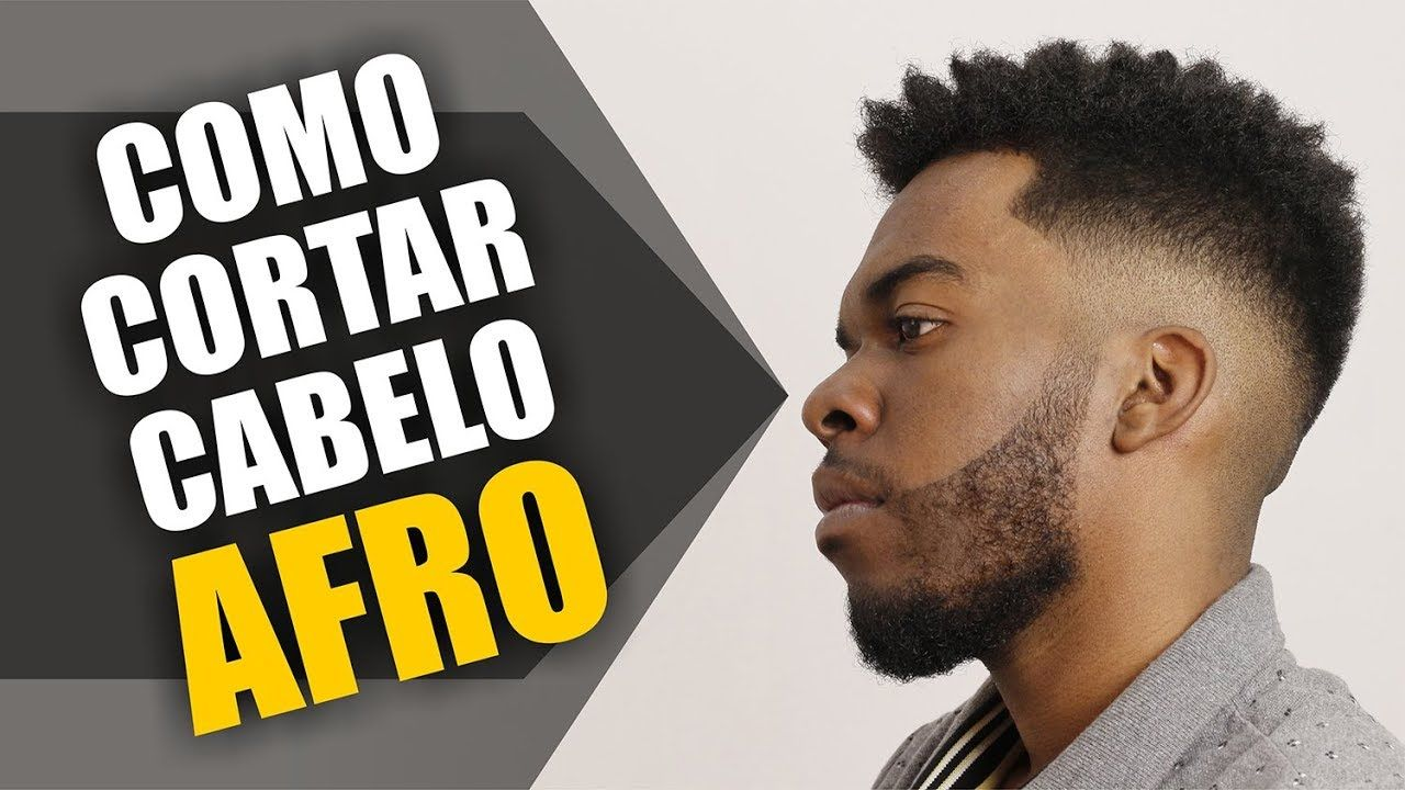 22f7685d6315e Como Cortar Cabelo Afro (Nudreads)   cabelo e barba   Pinterest