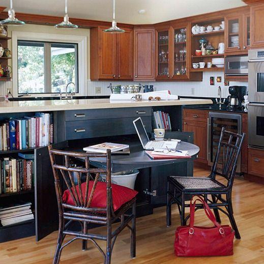 Ideas para oficinas en espacios peque os 25 dise o for Diseno de interiores para espacios pequenos