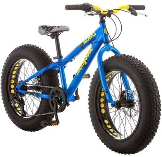 Mountain Bike Trek Frame All Terrain Fat Tire Suspension Bicycle 20