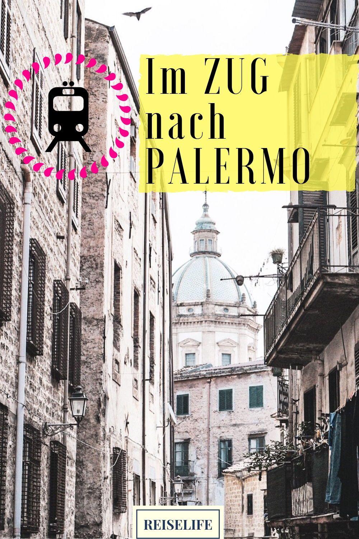 Schonste Italien Zugstrecke Von Rom Bis Nach Sizilien Sizilien