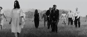 Night of the Living Dead. Director: George A. Romero.