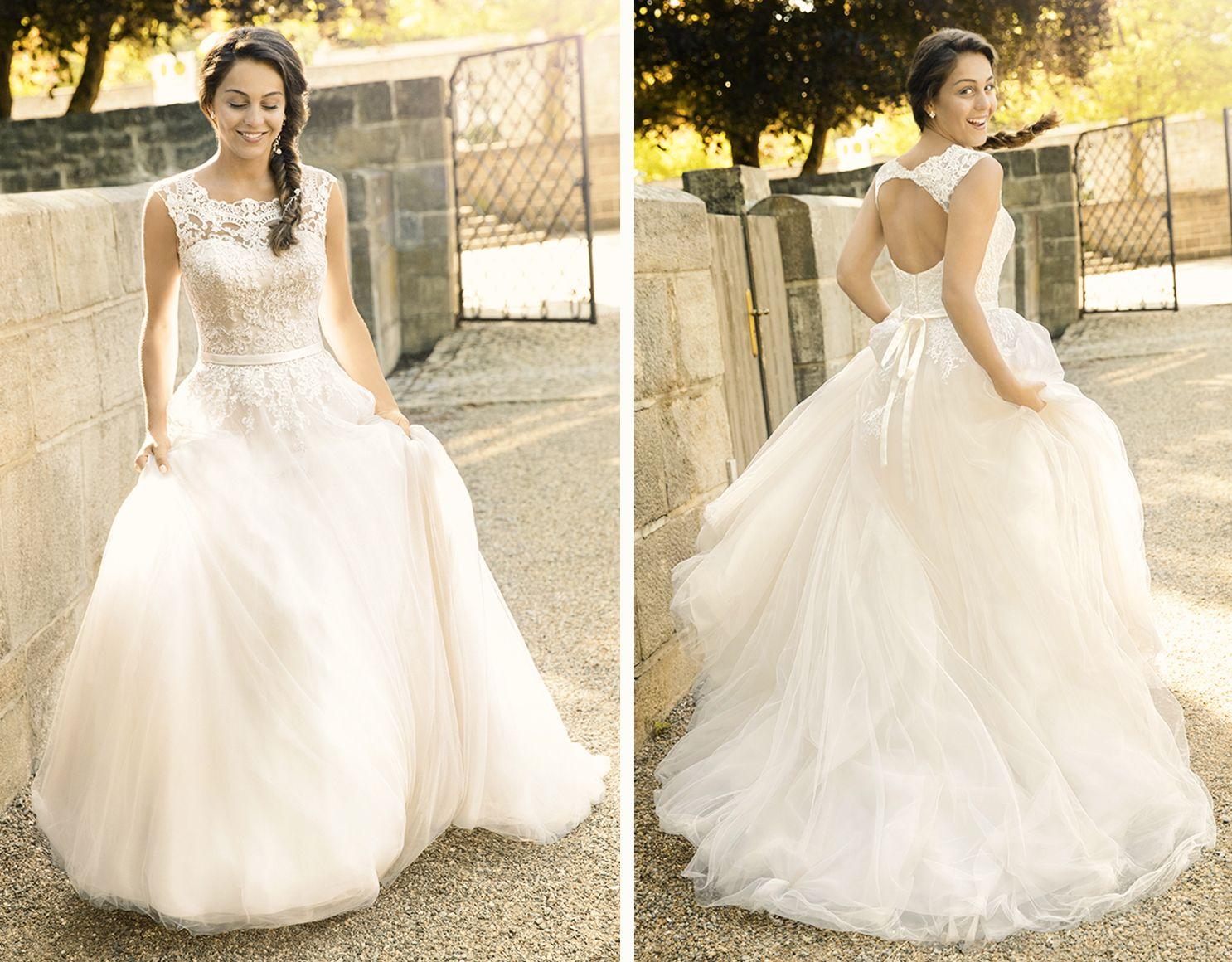 Kleemeier #Brautmode #Brautkleid #Hochzeitskleid #bridal So ...