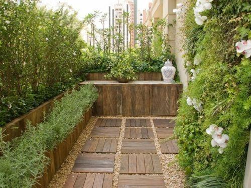 balcony feng shui garden my gardens ideas pinterest gardens