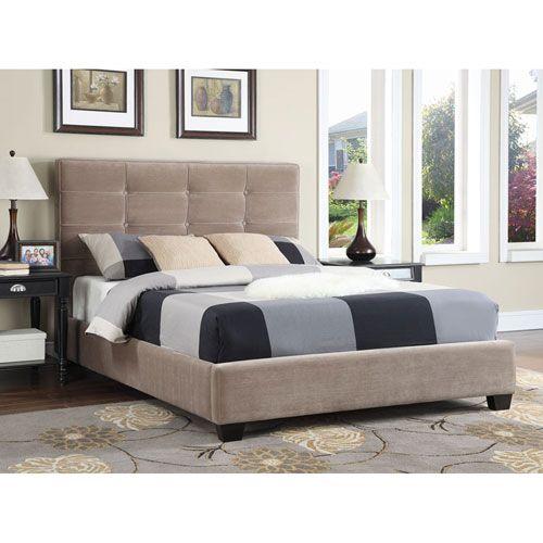 Victoria Queen Upholstered Bed Kit