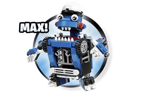 Lego Mixels Explore Downloads Building Instructions 41529