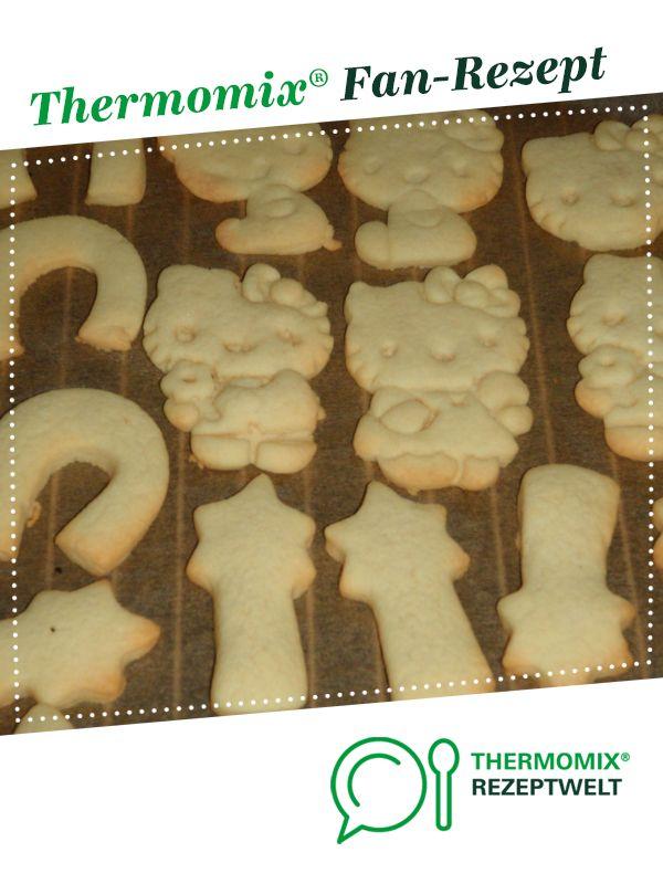 Blitzschnelle Butterkekse Weihnachtskekse zum Ausschneiden – das Beste   – Rezepte