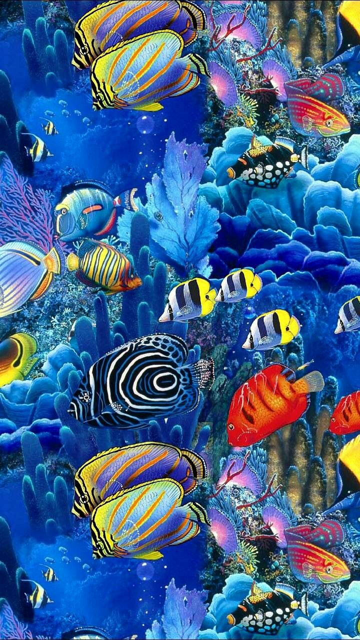 Pin by Lisa Green on Ocean life Free animated wallpaper