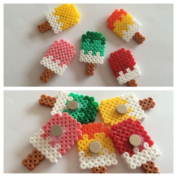 Kawaii Cake Cream Perler Bead Pattern Bugelperlen Basteln