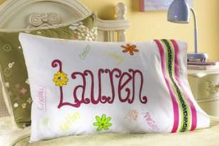 Design Your Own Pillowcase Top 20 Sleepover Party Activities *decorate Pillowcase Make Own Fl