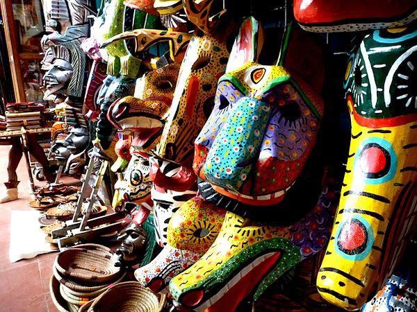 Masaya, Nicaragua market