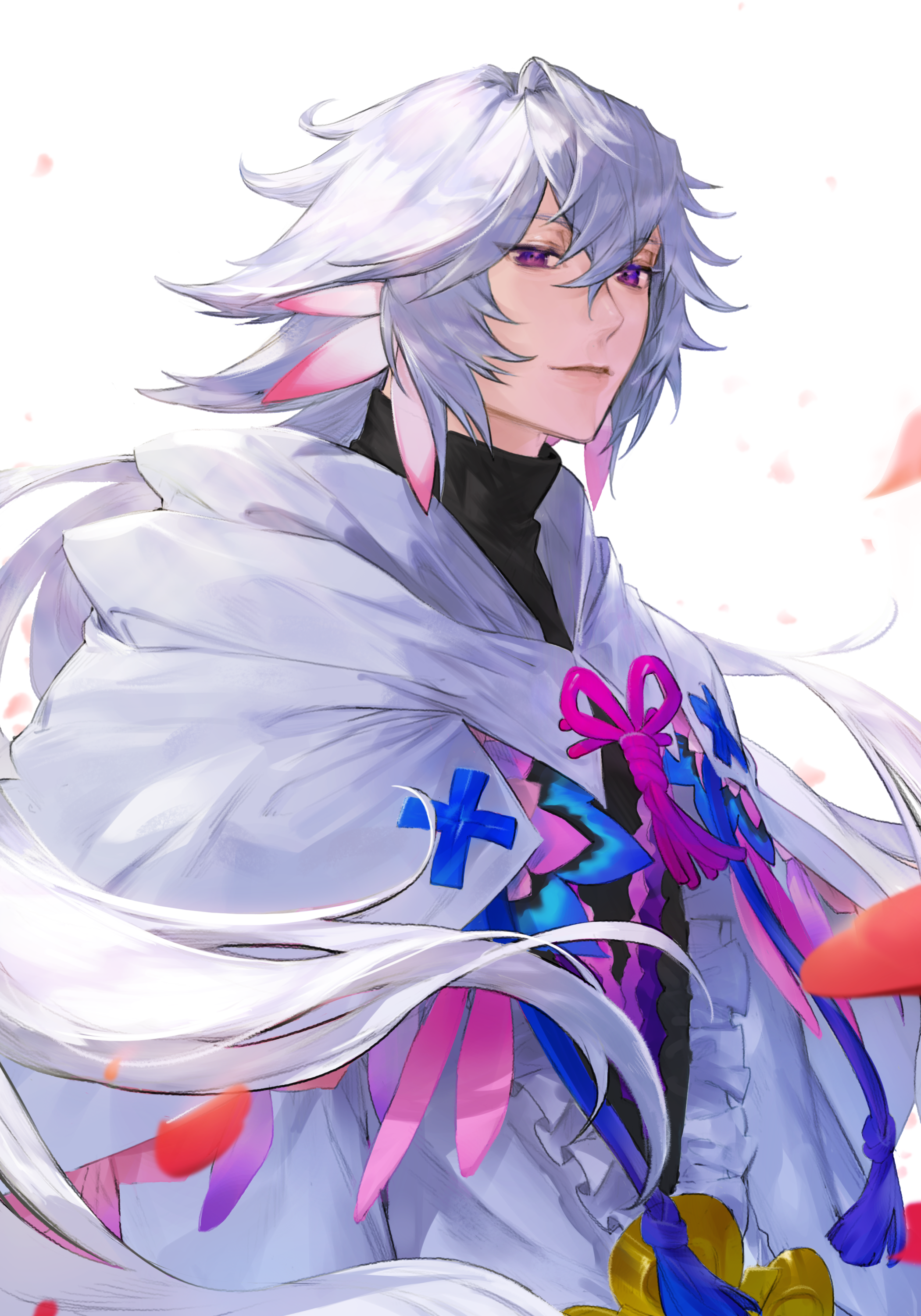 Merlin Fate Grand Order Anime Life Fate Characters Merlin