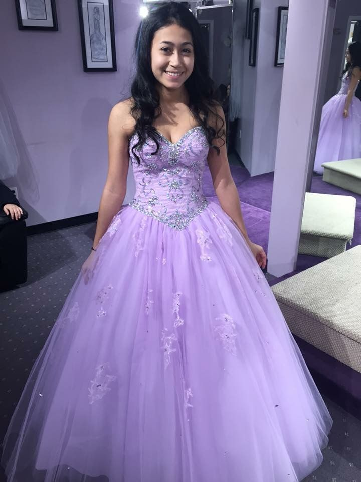 Beautiful gown for Quinceanera, Sweet 16 or Bat Mitzvah! You look ...