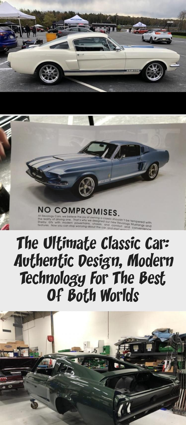 The Ultimate Classic Car Authentic Design Modern Technology For The Best Of Both Worlds In 2020 Authentic Design Classic Cars Modern Technology