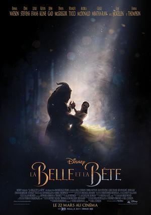 La Belle Et La Bête Streaming : belle, bête, streaming, Belle, Bête, (2017), Streaming, Regarder, Complet, VOSTFR, Gratuit, Film,, Affiche, Disney