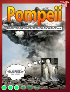 Read About What Happened In Pompeii When Vesuvius Erupted In 79ad