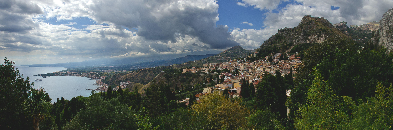 Taorminapjt1.jpg (5972×1980) Taormina, Sicily