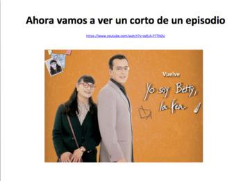Betty La Fea Interpretive Listening Activity For Ap Spanish Belleza Y Estética In 2020 Ap Spanish Language Girls Strapless Dresses Ap Spanish