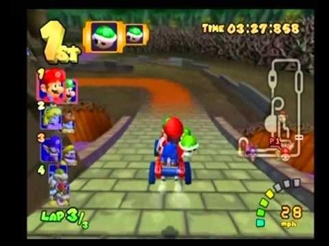 Mario Kart Double Dash Mario Amp Luigi Special Cup 100cc