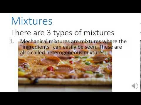 grade 9 chemistry lesson 2 mixtures and pure substances youtube - Grade 9 Science Periodic Table Activity
