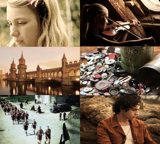 Baratheon/Lannister WW2 Nazi Germany AU #2 Being the sons of an SS officer, Joffrey and Tommen are sent to a prestigious military school to better serve the Third Reich. Joffrey's a natural at their cruel games; Tommen, seeking refuge from bullies, adopts a stray cat. Meanwhile, at home, Myrcella learns about her own role to play. She's certain it doesn't involve helping a known fugitive.