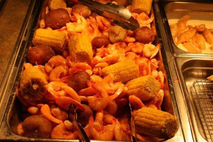 All You Can Eat Seafood Buffet Biloxi Ms