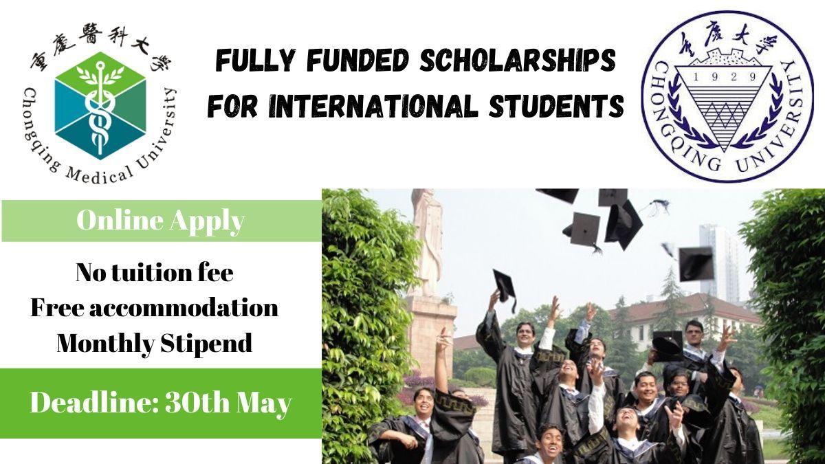 Chongqing Medical University Scholarships for ...