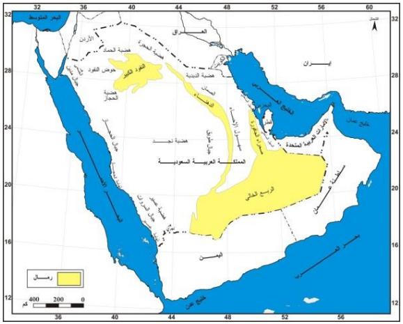 الجغرافيا دراسات و أبحاث جغرافية مناخ الربع الخالي جنوب شرق المملكة العربية السعودي Geography Places To Visit Visiting