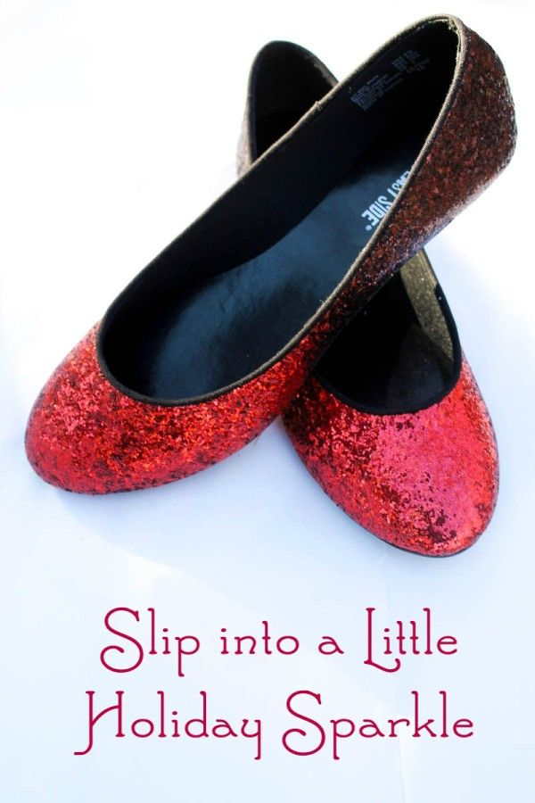 eacdfe225e5 Get Your Sparkle On with Dressy Holiday Shoes   Show Your  Payless ...