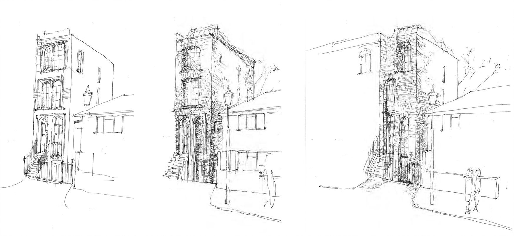 A Variation Of Sketches Of New Addition To The End Of
