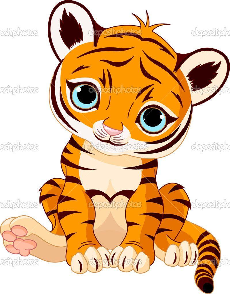 19 rh pinterest com cute tiger clipart free cute tiger clipart black and white