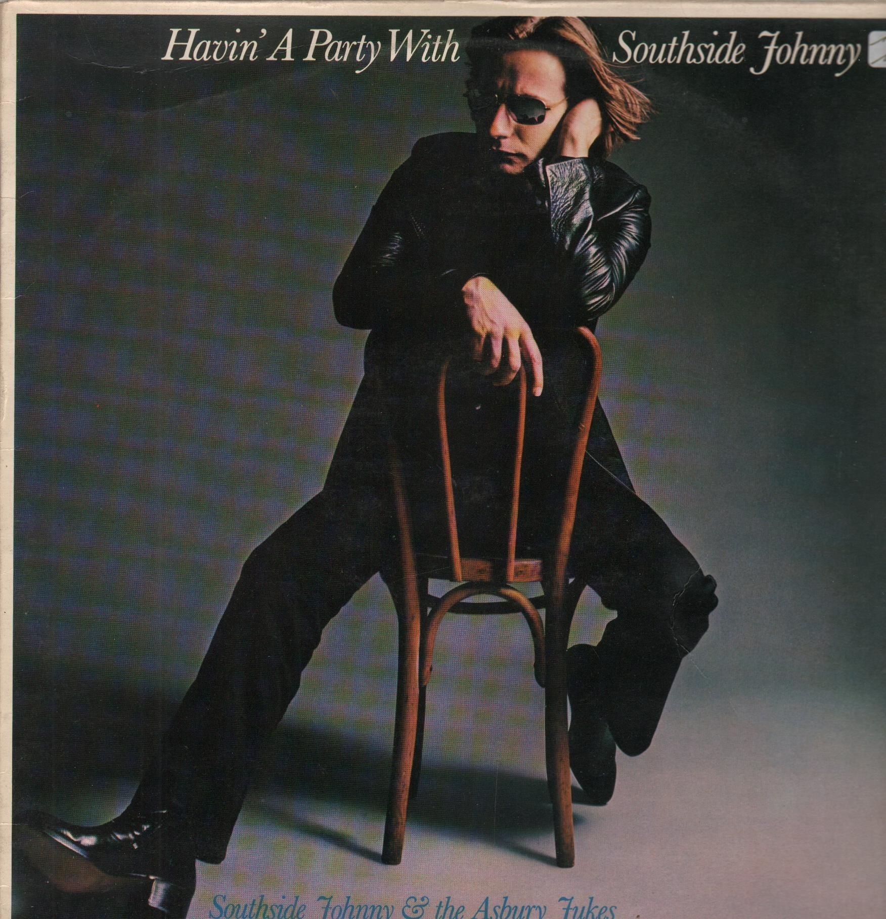 "Southside Johnny and the Asbury Jukes ""Having A Party"""