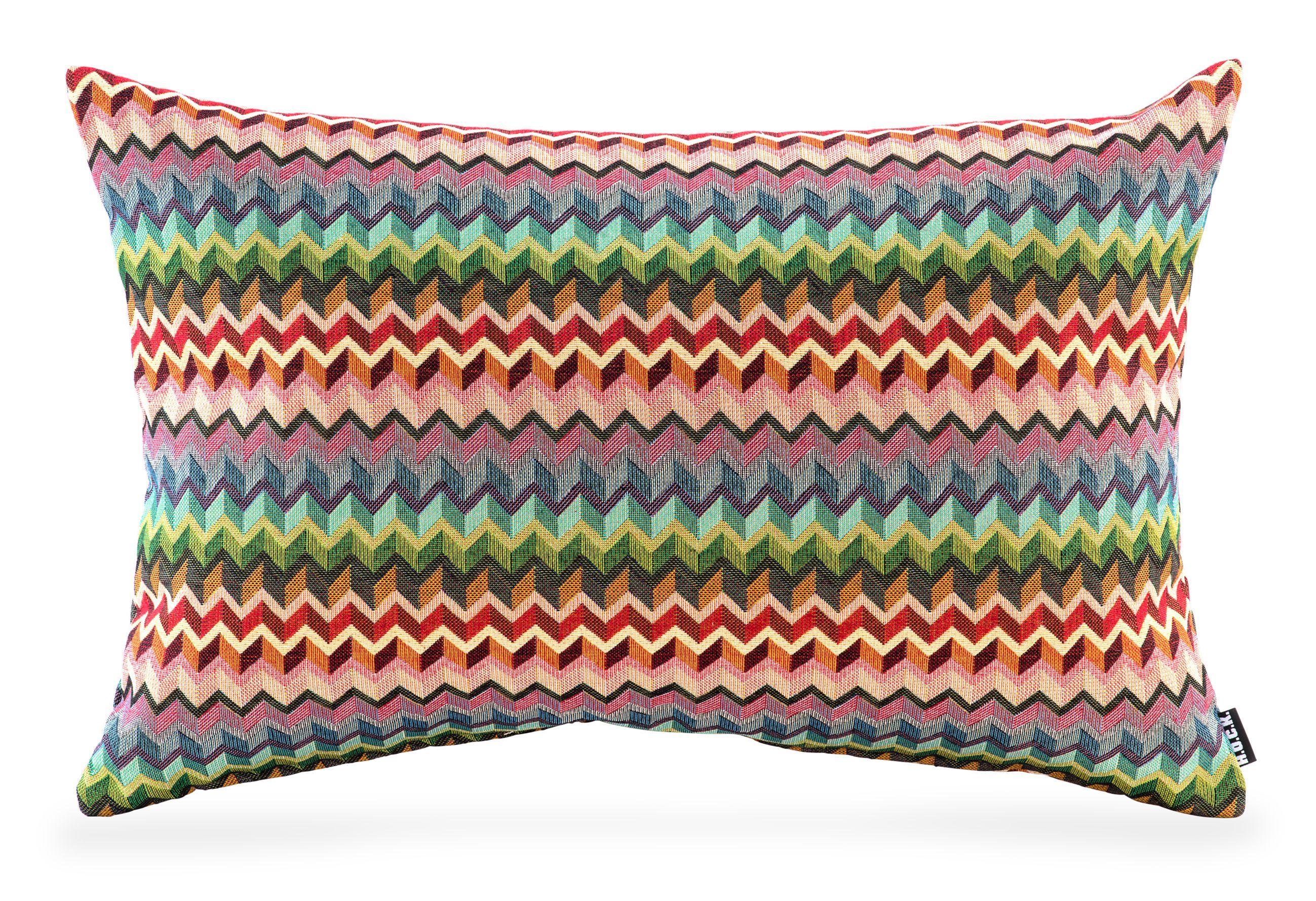 Sila Kissen 60x40cm Bunt Pillow Multicolour Bohemia Chic Vol 2