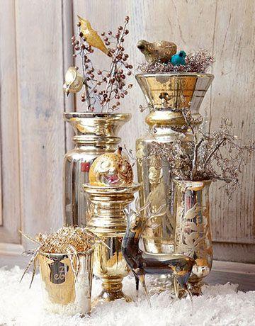 Christmas  Hanukkah decorating ideas Host Entertainments flairs - christmas decorating ideas