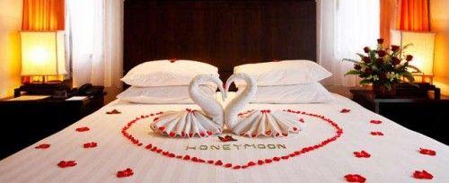 Dekorér soveværelset smukt og lækkert | PlanMyWedding.dk
