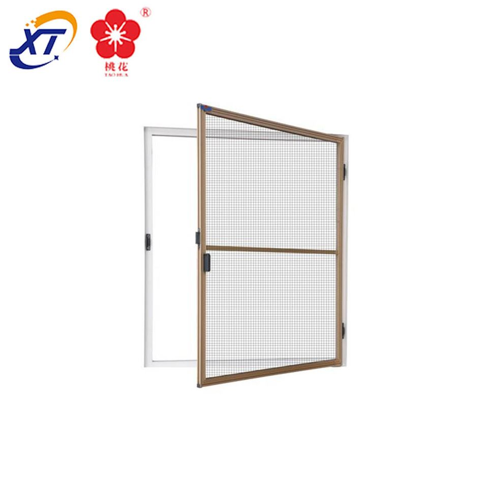montgomery custom fiberglass tan aluminum window screens frames with charcoal fiberglass mesh - Window Screen Frames