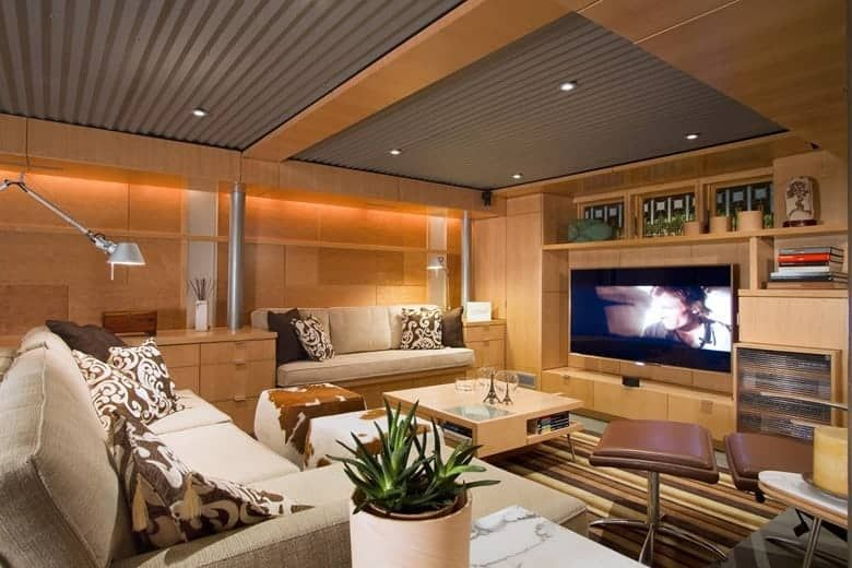 20 Best Basement Ceiling Ideas