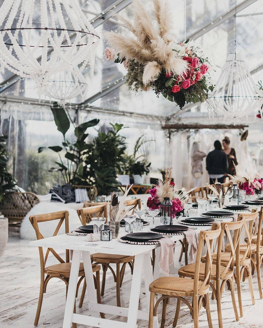 Trend 20 Coolste Ideen Pampas Gras In Ihrer Hochzeit Zu