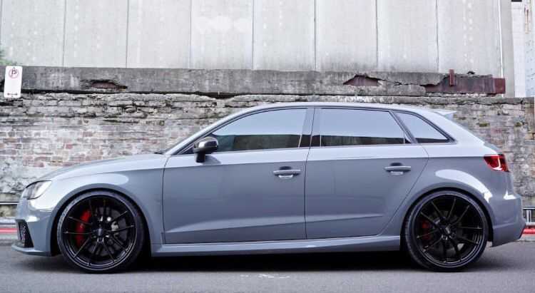 Nardo Grey Audi RS3 | CARS EUROPE
